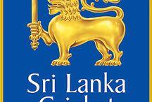 CRICKET / I love cricket and most specially the Sri Lanka Team....