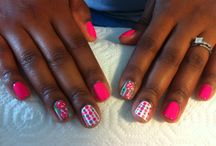 nails / by Leeann Green