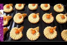 deniz kabuğu kurabiyesi