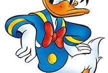 Mickey, Donald & Goofy