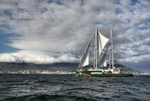 Greenpeace skipet Rainbow warrior III