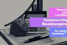 outsourcing bookkeeping for small business