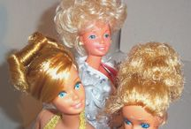 Doll hair / Restoring, rerooting, wigging etc. doll hair.