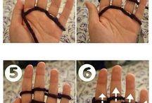 trico de dedo