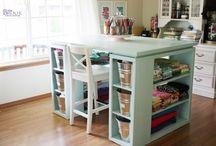 Sewing Room Craft Ideas