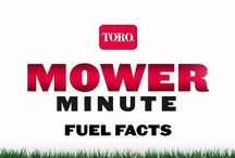 Mower Maintenance / Tips and tricks for keeping your lawn mower running at top performance