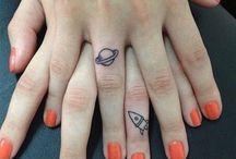 Tatuaje amigas