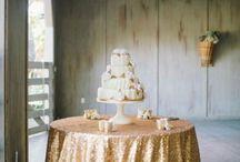 Gold Weddings