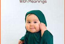 Islamic Baby name