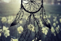 Dreamcatchers <3 / What if life is just a dream, and when we die,we wake up <3
