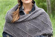 Knit - shawl