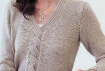 Knitting model