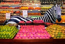 Agan Harahap: Garden Fresh (when Snow White's too lazy to go shopping)