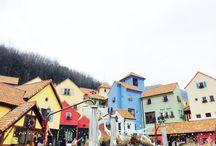 หมู่บ้านฝรั่งเศส , LA PETITE FRANCE