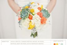 WEDDING | Bouquets & Boutonnieres