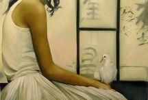 Amy Jud   Удивительные картины Amy Judd