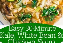 Healthy Hearty Soups For The Winter!