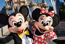 Mickey& Minnie Mouse