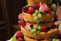 Wedding Cakes and Recipes