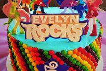 equestria girls birthday cakes