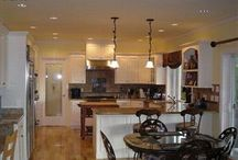 Kitchens / The kitchen is the heart of any home.