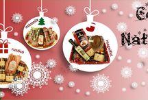 Cesti di Natale 2014 / Approfitta delle incredibili offerte! Scegli di deliziare il palato con i Cesti di Natale dei prodotti Tipici e Biologici Calabresi, a partire da 16.99 Euro!