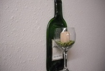 SLUMPED AND OTHER WINE BOTTLE IDEAS