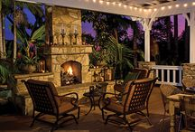 Outdoor Living Spaces / by Teri Fulton