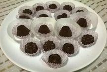 Bonbonka / Self made healthy bonbons, trüffels, cakes, biscuits.