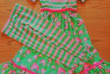 Summer dresses for girls