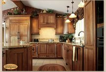 Comfortable Country Elegance - Showplace Cabinets / Savannah and Tahoe Door Styles