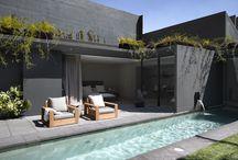 Zwembaden en Spa's / Inspiratie voor zwembaden en spa's voor buiten.