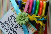teacher gifts / by Sonja Hughes-Curtis