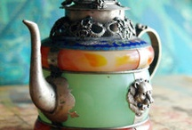 Quirky Teapots