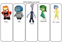 Inside Out Emotions Theme