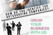 HOW DO YOU IDENTIFY TOP OUTSOURCING COMPANIES? /  Learn about outsourcing is, the top reasons firms choose to do it and what they must do to develop and implement a successful program. www.123employee.com