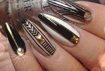 Nails / Long cool nails