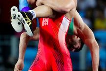 Mongolian Coaches Protest Their Olympic Wrestler's Gut-Wrenching Loss by…Stripping Off Their Clothes