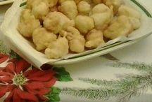 Sweets / Traditional Puglia, Italia