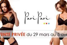 VENTE PRIVEE PARI PARI / Des promos de dingues
