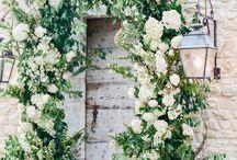 Flower Walls & Doorways