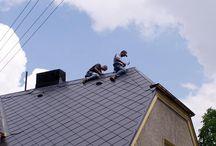 Šikmé střechy / Ukázky našich rekonstrukcí šikmých střech.