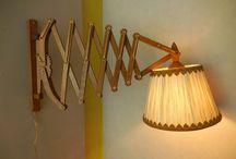Mid-Century Modern Design Lamp