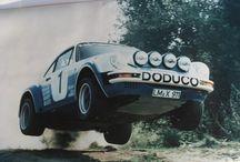 Flying Porsche