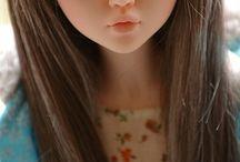 Kekas Dolls BJD Minifee Msd