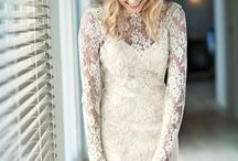 Inspiration {Wedding dresses} / by Little Gray Station - Wedding and Event Design