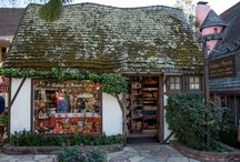 Charming Shops & Tea Rooms