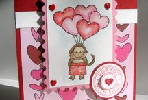 Val Cards and deco