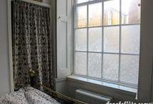 dentelle fenêtre