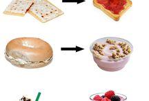 ❤️ Nutrición & Salud / Cualidades positivas y negativas de alimentos y preparaciones.  / by Kena Asencio